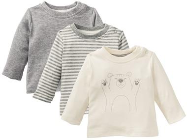 LUPILU® PURE COLLECTION Dětské triko s dlouhými rukávy