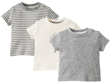 LUPILU® PURE COLLECTION Dětské triko s krátkými rukávy
