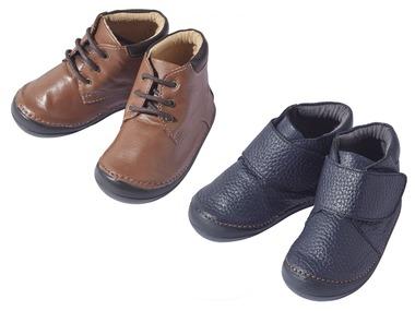 LUPILU® Chlapecká kožená obuv