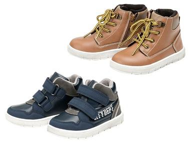 LUPILU® Chlapecká kotníková obuv