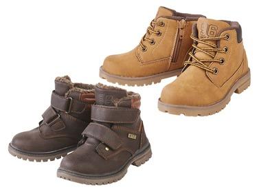 LUPILU® Chlapecká kotníková zimní obuv