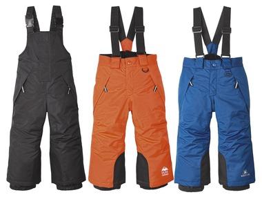 LUPILU® Chlapecké lyžařské kalhoty