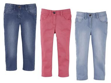LUPILU® Dívčí džíny