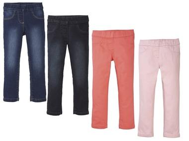 LUPILU® Dívčí džegíny / kalhoty