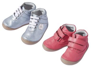 LUPILU® Dívčí kožená obuv