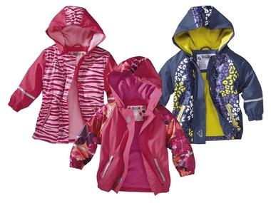 LUPILU® Dívčí nepromokavá bunda