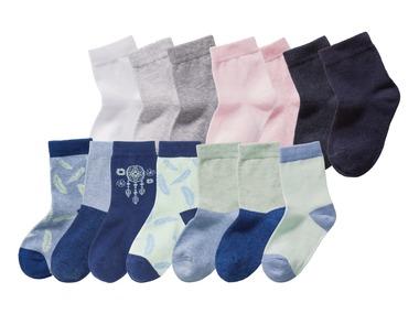 LUPILU® Dívčí ponožky