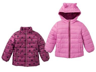 LUPILU® Dívčí prošívaná bunda