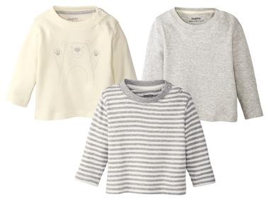 LUPILU® Dětské triko s dlouhými rukávy