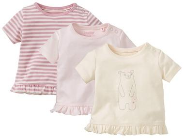 LUPILU® PURE COLLECTION Dívčí triko s krátkými rukávy