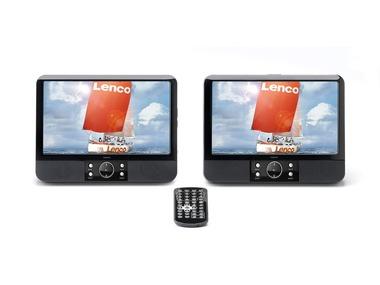 Lenco Cestovní přehrávač DVD MES-403