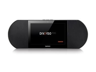 Lenco Multimediální internetové rádio Diverso-700 GY