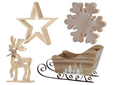 MELINERA® Dřevěná dekorace