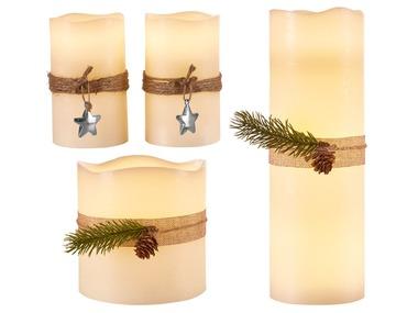MELINERA® LED vosková svíčka