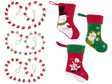 MELINERA® Mikulášská ponožka / adventní kalendář