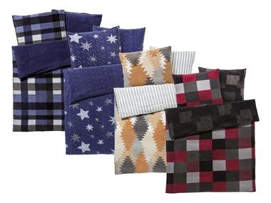MERADISO® Fleecové ložní prádlo