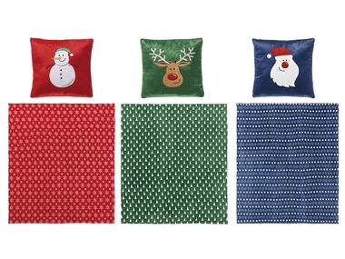 MERADISO® Hebká deka s dekoračním polštářem