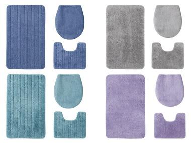 MIOMARE® Sada koupelnových koberečků