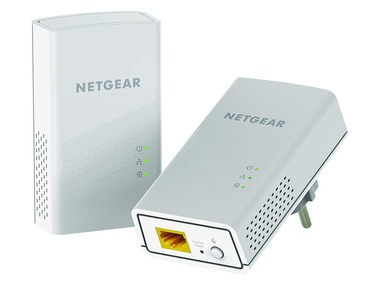 NETGEAR PL 1000 Powerline WLAN Starter Kit