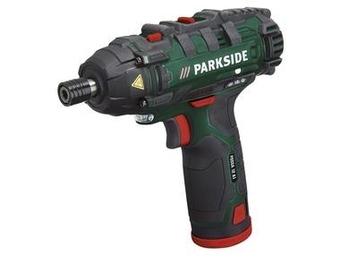 PARKSIDE® Aku příklepový šroubovák PDSSA 12 A1