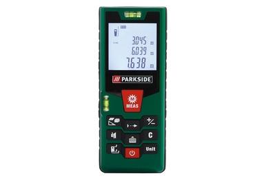 PARKSIDE® Laserový měřič vzdálenosti 50 m PLEM 50 A1