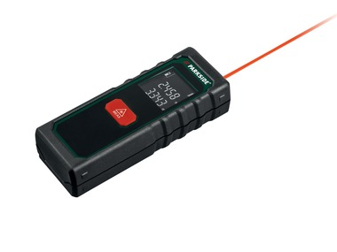 PARKSIDE® Laserový měřič vzdálenosti PLEM 20 A1