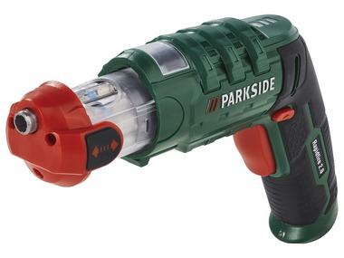 PARKSIDE® Aku šroubovák s integrovaným bubnem Rapidfire 2.0