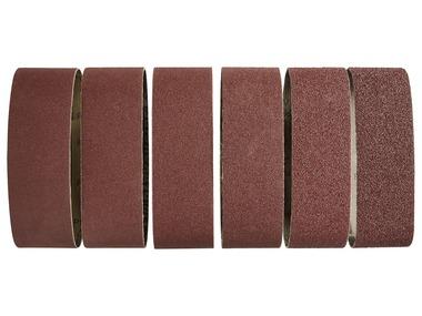 PARKSIDE® Sada brusných papírů pro pásovou brusku PBSZ 533 A1