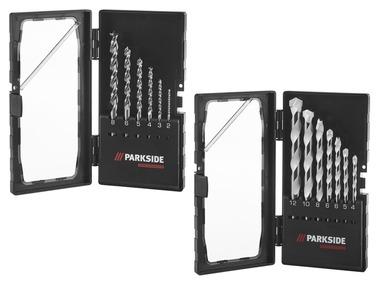 PARKSIDE PERFORMANCE Vrtáky do dřeva PHB 6 A1 / Univerzální vrtáky PMB 7 A1