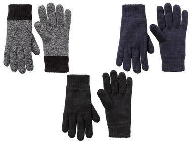 PEPPERTS® Chlapecké pletené termo rukavice
