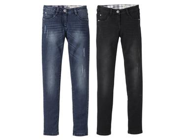 """PEPPERTS® Dívčí džíny """"Super Skinny Fit"""""""