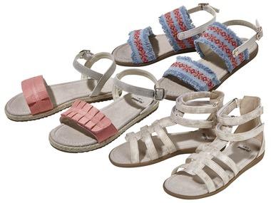 PEPPERTS® Dívčí sandály
