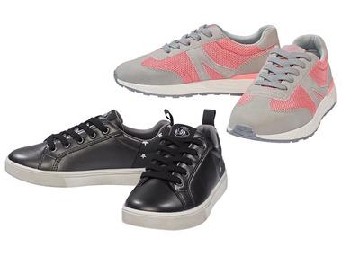 PEPPERTS® Dívčí volnočasová obuv Air & Fresh