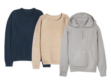 PEPPERTS® Chlapecký pletený svetr