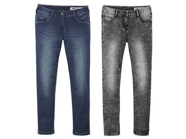 """PEPPERTS® Dívčí džíny """"Skinny Fit"""""""