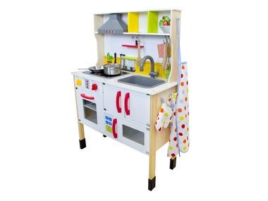 PLAYTIVE®JUNIOR Dřevěná kuchyňka