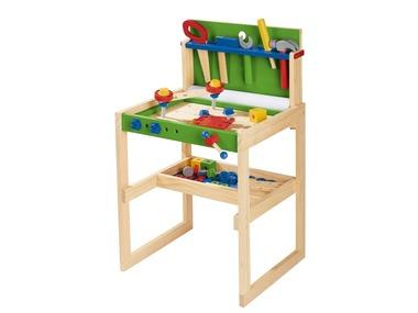 PLAYTIVE®JUNIOR Dřevěný ponk