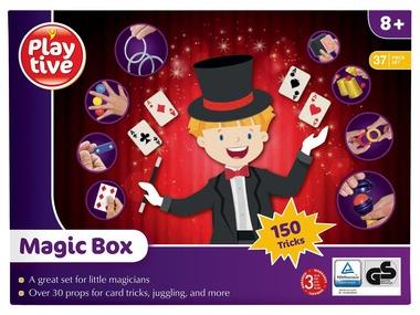 PLAYTIVE® Kouzelnický box