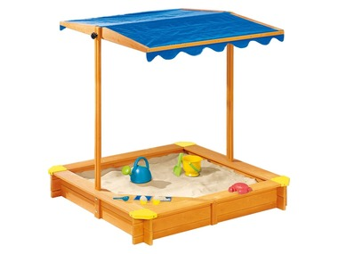 PLAYTIVE®JUNIOR Dětské kryté pískoviště