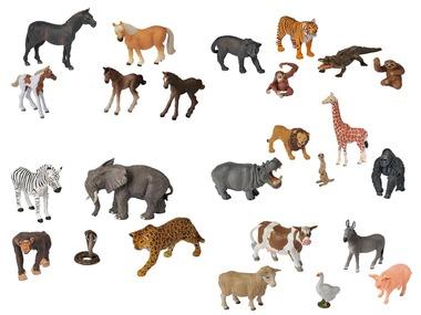 PLAYTIVE®JUNIOR Figurky zvířat na hraní