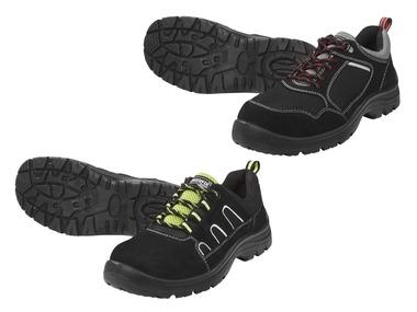 POWERFIX® Pánská kožená bezpečnostní obuv