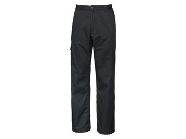 POWERFIX® Pánské zateplené pracovní kalhoty