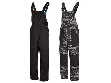 POWERFIX® Pracovní kalhoty s laclem
