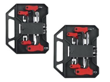 POWERFIX® Sada imbusových a hvězdicových klíčů