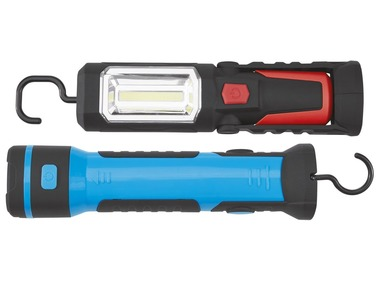 POWERFIX® Aku LED svítilna