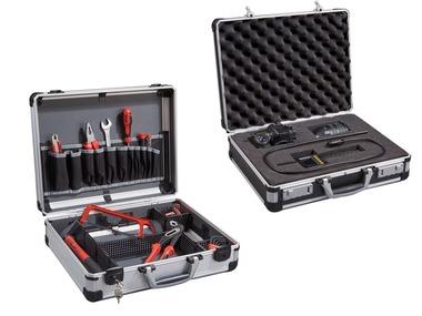 POWERFIX® Hliníkový kufřík na nářadí