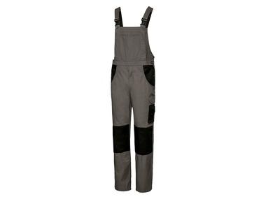 POWERFIX® Pánské pracovní kalhoty s laclem