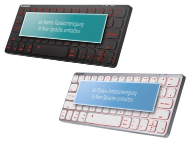 SILVERCREST® Bluetooth klávesnice SBTB 3.0 A1