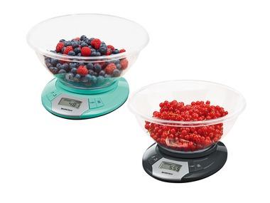 SILVERCREST® Digitální kuchyňská váha