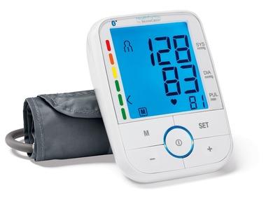 SILVERCREST® Měřič krevního tlaku s Bluetooth® SBM 67
